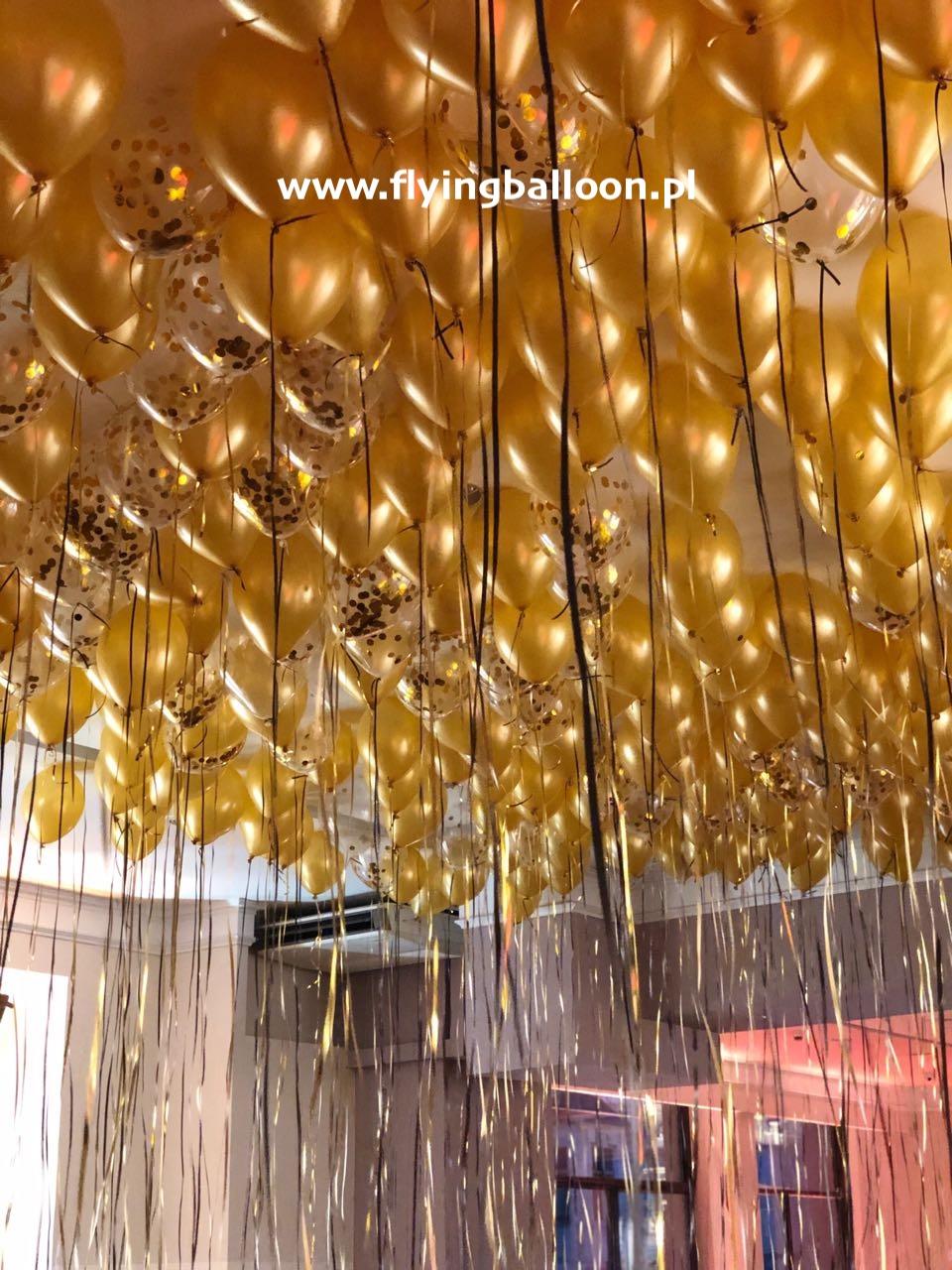 Cennik balonów z helem